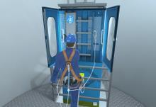 E-Learning module Operation of Avanti Service Lift Model Pegasus